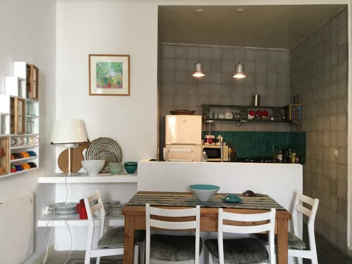 appartement clair et confortable