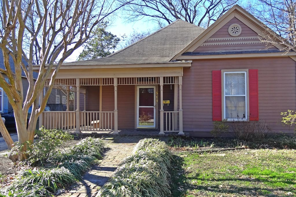 Midtown Charm walkable to Overton Square - Houses for Rent ...