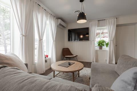 Hafslo-Sagi 4,Private apartment for rent.