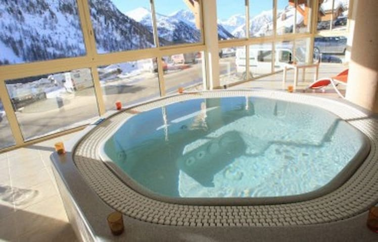 Loc...Duplex au Ski à Isola 2000
