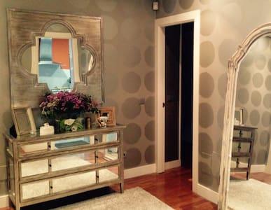 Zona residencial habitación conbaño - Madrid - Overig