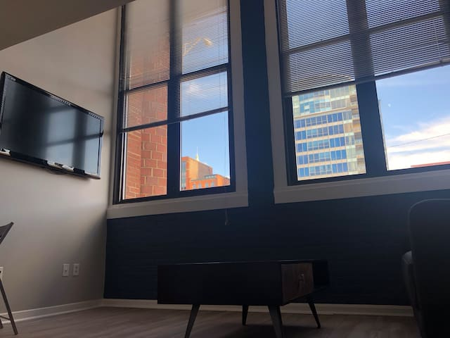 Downtown Modern Condo in the Heart of it all