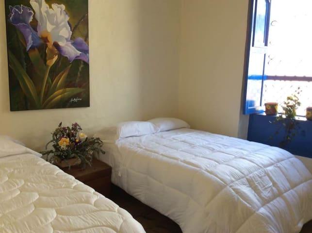 Casa fabulosa en Zapatoca, clima de seda.