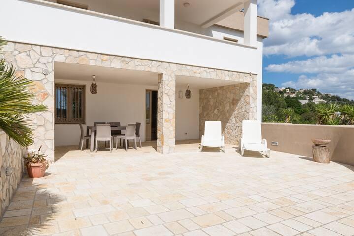 Relax alla Selva di Fasano - Casa con Terrazza