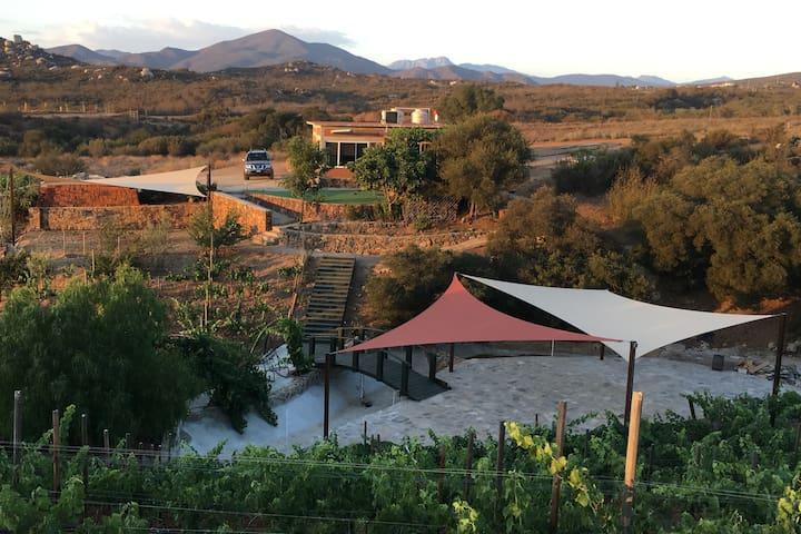 Cabaña Minas Del Valle  Ruta del Vino