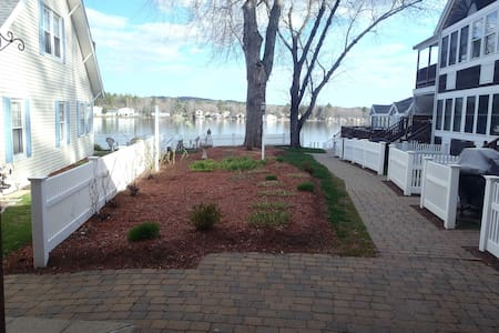 Lake Winnisquam Waterfront Condo - Tilton