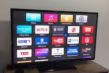 Todos os canais e net pay per view