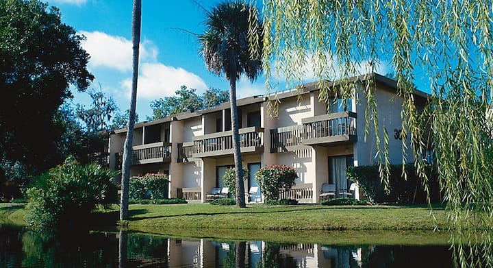 2 Bedroom w/Loft at Player Club of Hilton Head