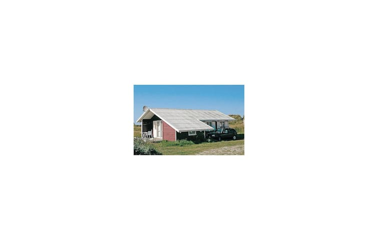 Holiday cottage with 2 bedrooms on 60 m² in Frøstrup