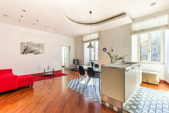 TRASTEVERE Suitinn Apartment