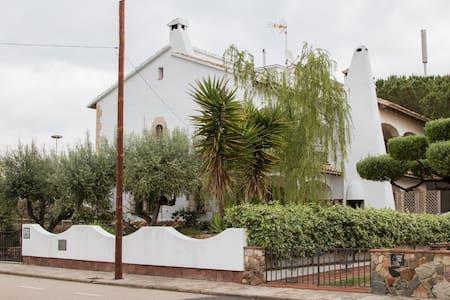 El Trull, una casa de tipus rústic - Port Romà - Huis