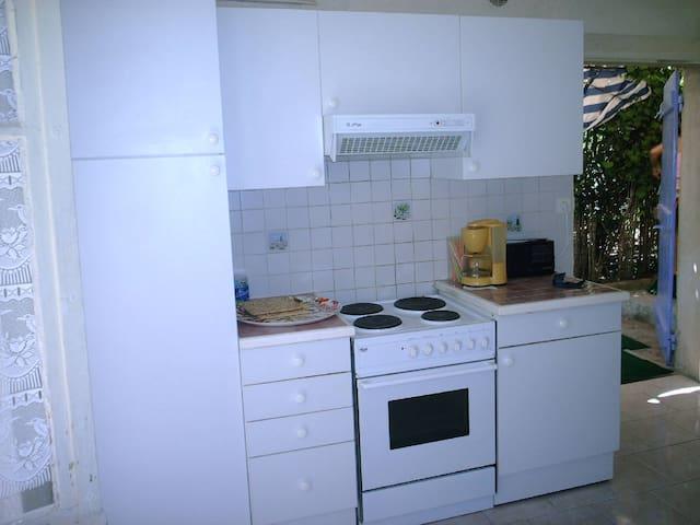 appartement T2 au bord de mer - Rougiers - Appartement