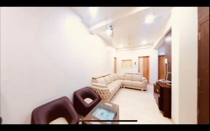Bharat Building 3 with Terrace Lounge |Irla, Juhu|