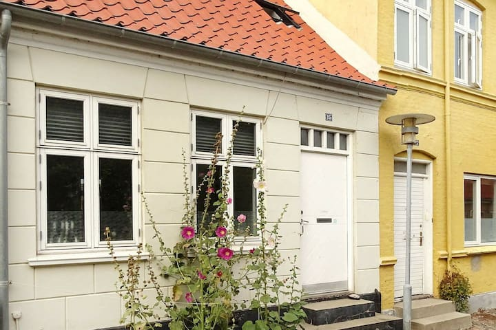 4 person holiday home in Rudkøbing