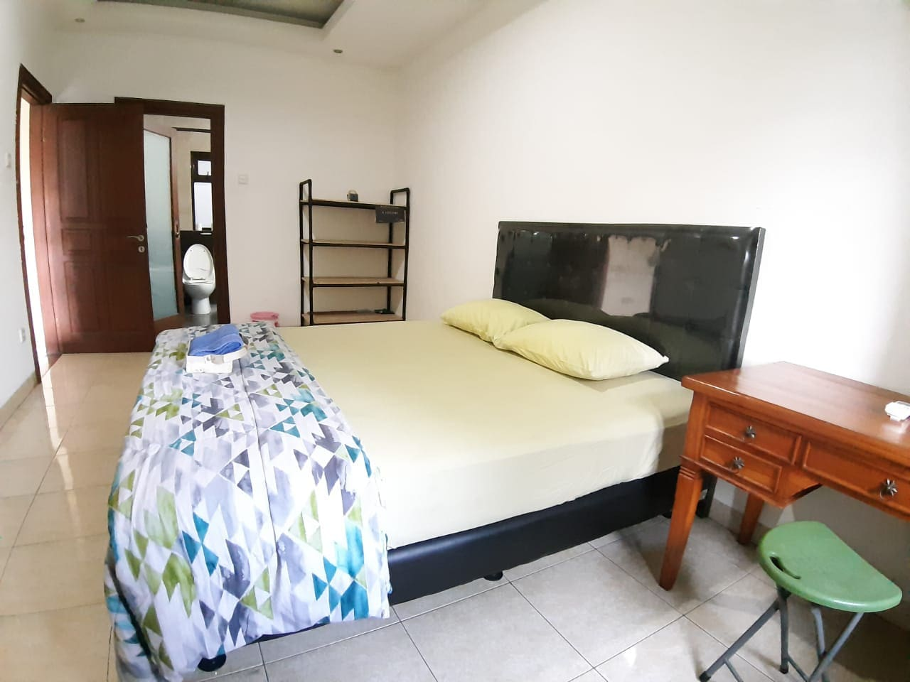 bright and spacious room in Jakarta