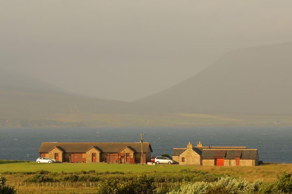 Buxa Farm Chalets and Croft House