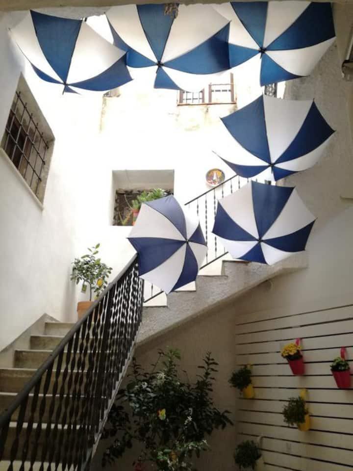 Coraje - Camera Matrimoniale a Sciacca.