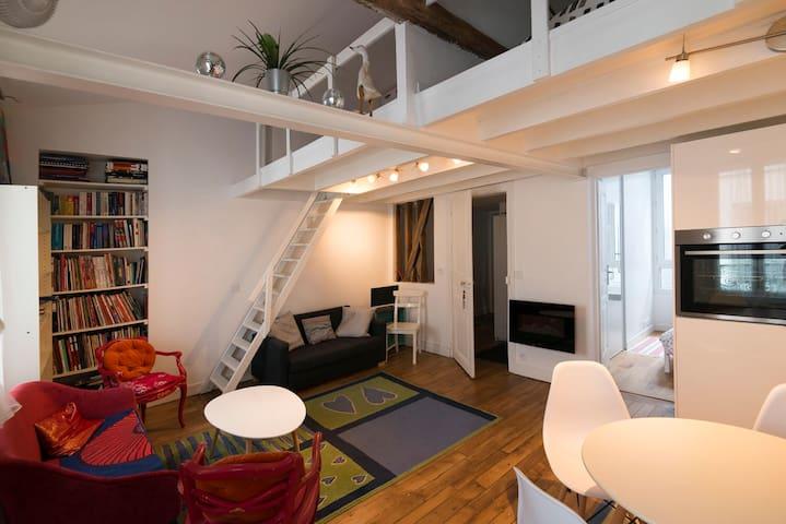 Design cozy 2R Montparnasse