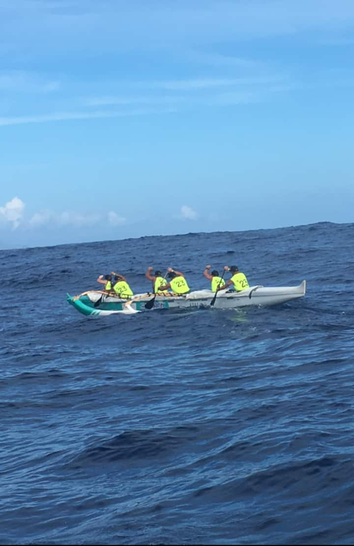 MOLOKAI WORLD CHAMPIONSHIP 42 MILE RACE