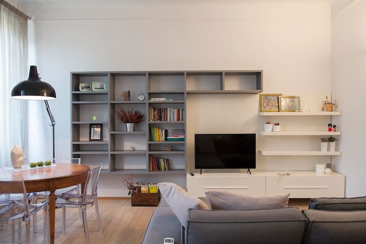 Charming flat in the new born City Life District
