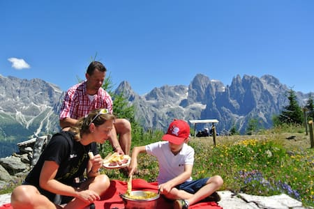 La tua oasi di relax in Trentino - Canal San Bovo