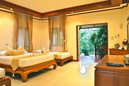 1BR Villa Fun in Chiang Mai! - チエンマイ - 別荘