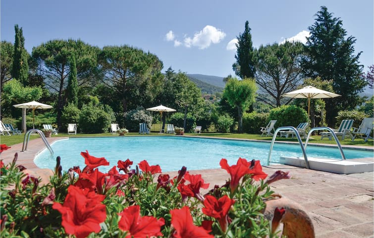 Holiday apartment with 1 bedroom on 40 m² in Cortona AR