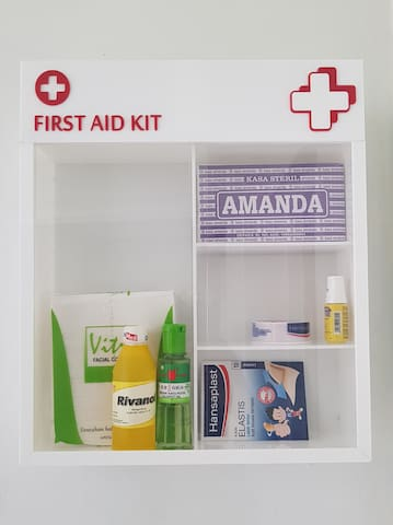 P3K/First Aid Kit