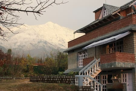 Blue room at country home in the lap of Himalayas - Dharamshala