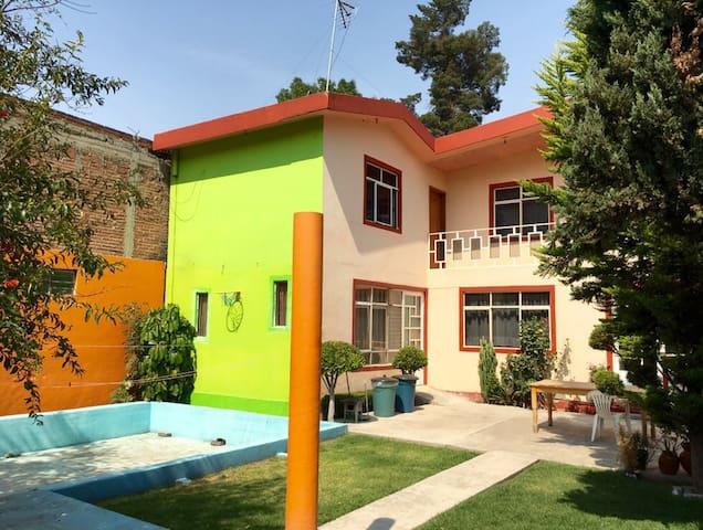 Conoce Xochimilco y sus trajineras - Πόλη του Μεξικού - Ξενώνας