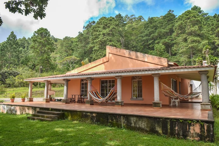Incredible Villa in the Forest - UYUCA -