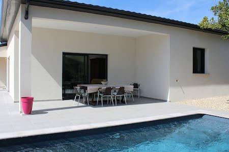 Drôme Provençale - Maison avec piscine - La Garde-Adhémar - Haus
