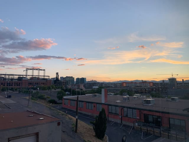 Downtown Coors Field Apartment
