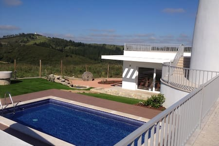House with pool - Moinho do Avô - Torres Vedras - Huis