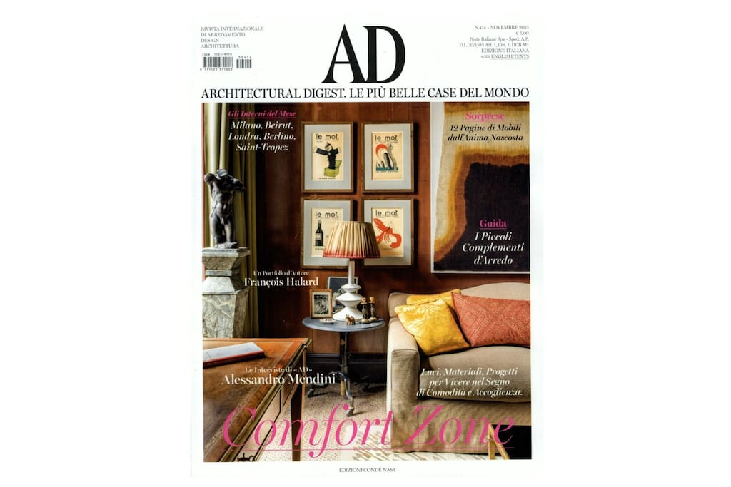 AD reviewed our properties in November 2015
