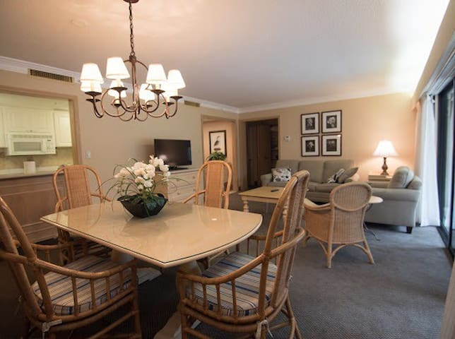 Paradise in Palm Harbor - Full Size Condo, 2 Beds