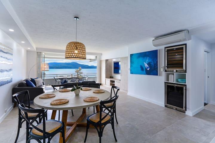Frangipani 102 beachfront apartment