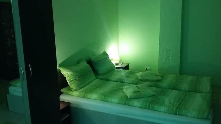 Marthi Szálláshely - Zöld szoba