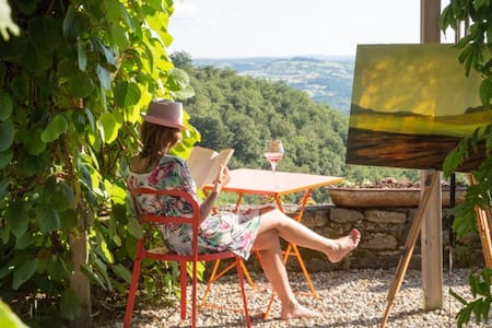 Art et Creation B&B with a view