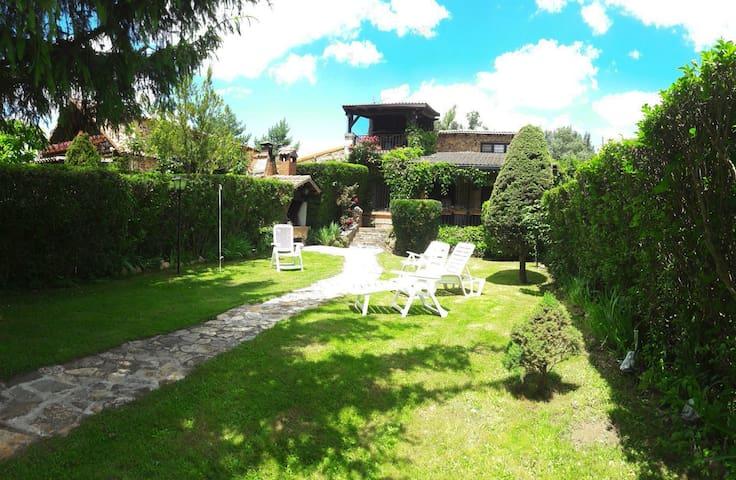 CASA RURAL Villaverde del Monte 6 plazas+supletori
