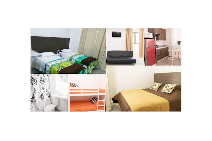 Intown Apartments Santa Cruz Colchagua - Santa Cruz - Apartament