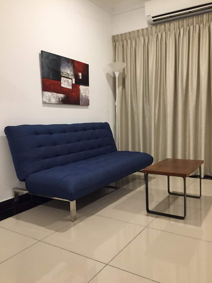Kota Bharu City Centre Serviced  Apartment . (PIN)