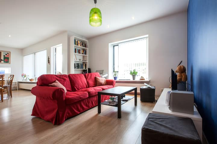Family apartment, great location - 6 guests option