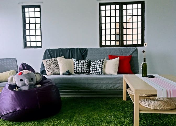 The CollyWobbles:MasterRoom w bthr - Melaka - Apartment