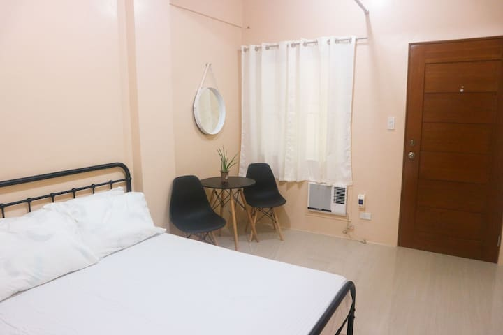 BUDGET room for two (J) Iloilo City | Happy Hues