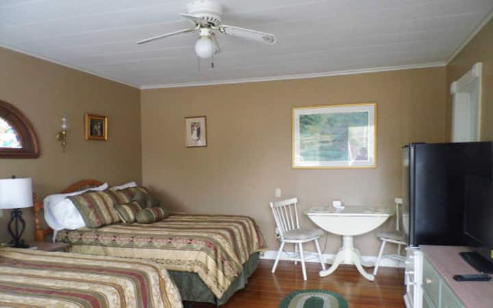 Double Room at Otter Creek Inn