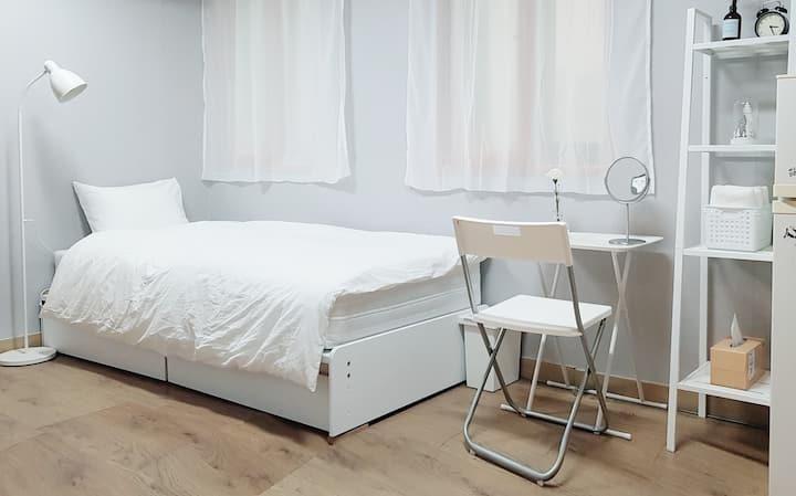 Clean&Cozy/CCroom5/방배동깔끔한룸/서초구깔끔한룸/강남깔끔한룸/Saferoom