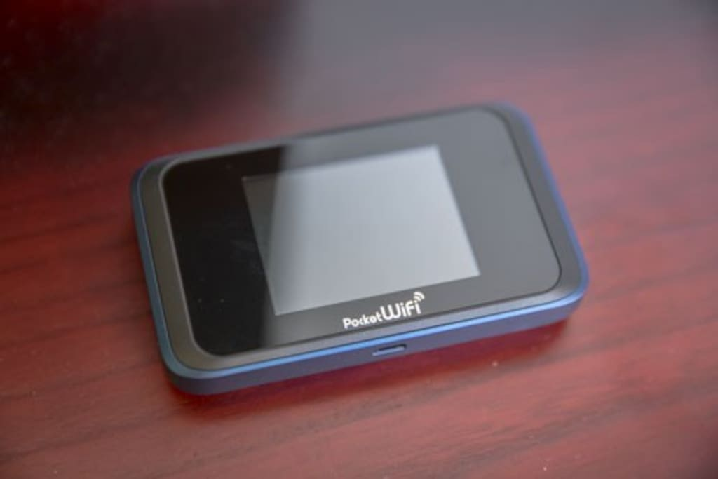 Free Mobile Wifi Router