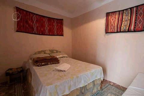 Troglodyte Room 3 Maison d'hôte chez Fathi Toujane