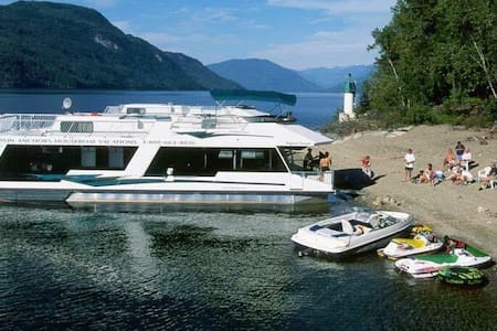 Houseboat on the Shuswap! - Sicamous - Barca